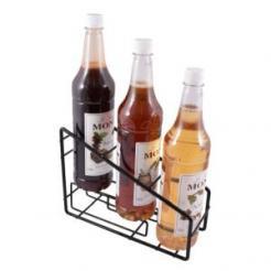 Syrup Racks, Pumps & Pourers