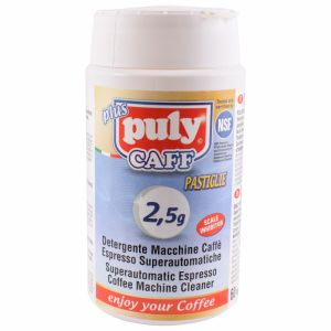 PULY CAFF TABLETS TUB OF 60 - 2.5 GRAM