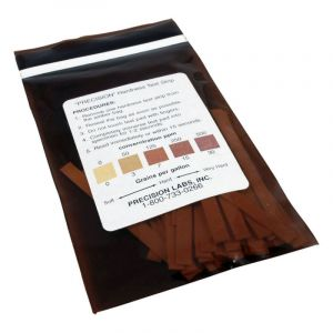 WATER HARDNESS TEST STRIPS - PACK OF 50