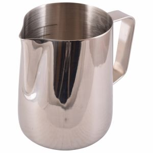 FOAMING JUG 12 OZ 350ML WITH ETCHED VOLUME MEASURES