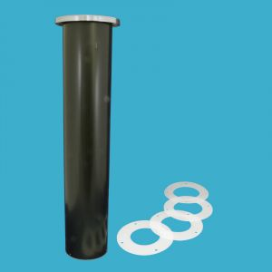 BONZER ELEVATOR LID DISPENSER 600MM PLASTIC WITH GASKETS