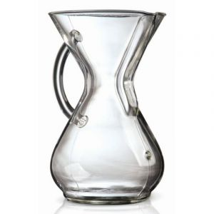 CHEMEX 6-CUP GLASS HANDLE