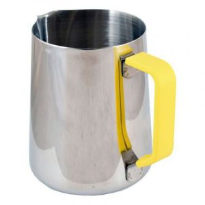 YELLOW HANDLE SILICONE SLEEVE FOR 1 LITRE JUG