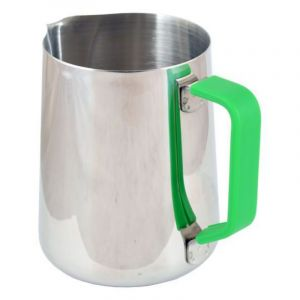 GREEN HANDLE SILICONE SLEEVE FOR 1 LITRE JUG