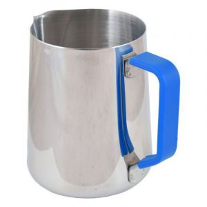 BLUE HANDLE SILICONE SLEEVE FOR 1 LITRE JUG