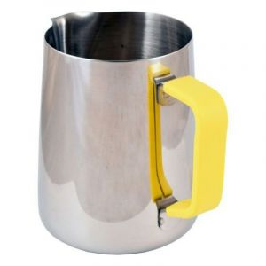 YELLOW HANDLE SILICONE SLEEVE FOR 0.6 LITRE JUG