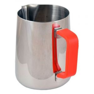 RED HANDLE SILICONE SLEEVE FOR 0.6 LITRE JUG