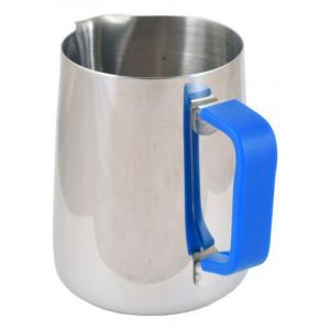 BLUE HANDLE SILICONE SLEEVE FOR 0.6 LITRE JUG