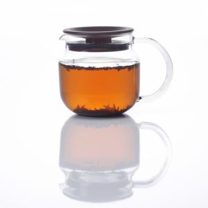 KINTO ONE TOUCH TEAPOT 620ML BLACK LID