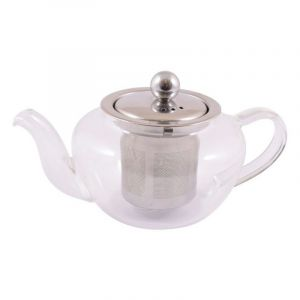 TEAPOT WITH COIL 600ML