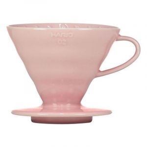 HARIO SPECIAL EDITION V60 02 CERAMIC DRIPPER - PINK