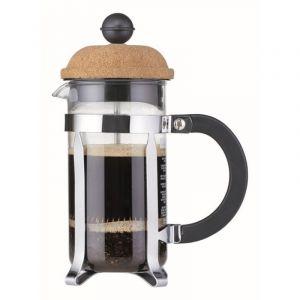 BODUM CHAMBORD COFFEE MAKER 3 CUP 0.35L/12OZ - GLASS, CORK LID