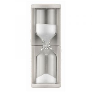 BODUM BISTRO, 4 MIN TIMER - OFF WHITE