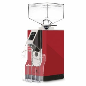 EUREKA MIGNON BREW PRO WITH FLAT BLADES 55MM - RED