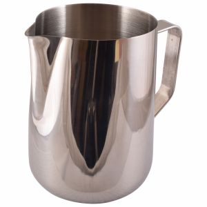 FOAMING JUG 1.5 LITRE WITH ETCHED VOLUME MEASURES