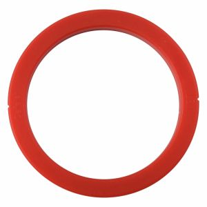 CAFELAT SILICONE GRP SEAL - SPAZIALE 6.3MM (RED)