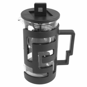 TIAMO FRENCH PRESS GLASS 0.8L - BLACK