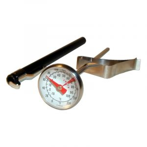 YAGUA ECONOMY THERMOMETER WITH CLIP - DUAL DIAL