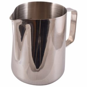 FOAMING JUG 1 LITRE WITH ETCHED VOLUME MEASURES