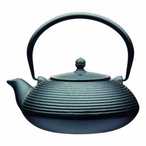 LE'XPRESS CAST IRON INFUSER TEAPOT 5 CUP 900ML GIFT TAGGED