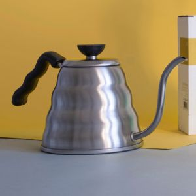 HARIO BLOOM V60 COFFEE DRIP KETTLE BUONO 1.2L