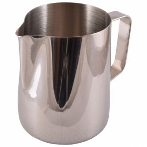 FOAMING JUG 0.6 LITRE WITH ETCHED VOLUME MEASURES