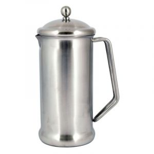 CAFETIERE STAINLESS STEEL 4 CUP 700ML - BRUSHED FINISH