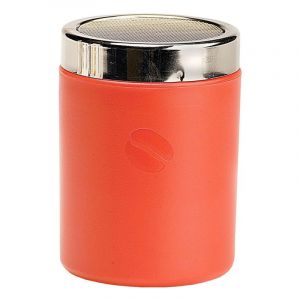 CREMA PRO SHAKER WITH MESH - RED
