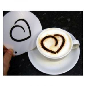 ROUNDED HEART STENCIL
